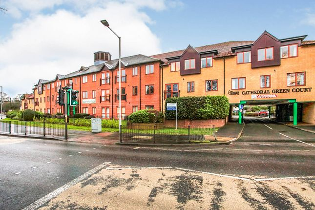 Thumbnail Flat for sale in Cathedral Green, Crawthorne Road, Peterborough