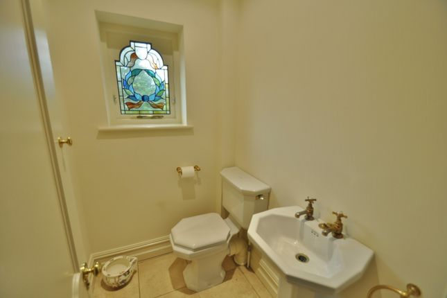 Downstairs W/C of Forbes Park, Robins Lane, Bramhall, Stockport SK7