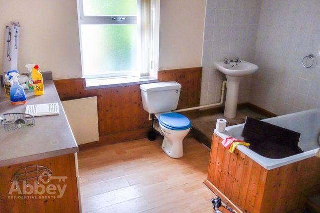 Family Bathroom of New Road, Pontardawe SA8