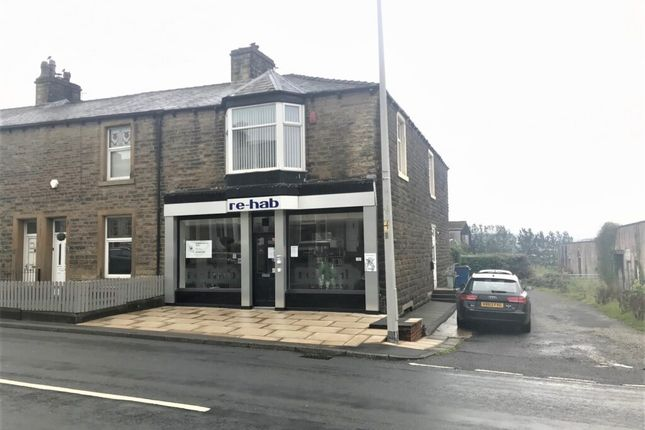 Thumbnail Retail premises for sale in Whalley Road, Read, Burnley