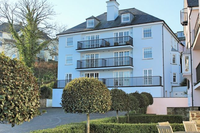 Thumbnail Flat for sale in Allenhayes Road, Salcombe, South Devon