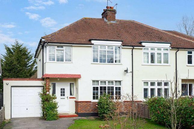 3 bed semi-detached house for sale in Lovelace Close, Effingham Junction, Leatherhead KT24
