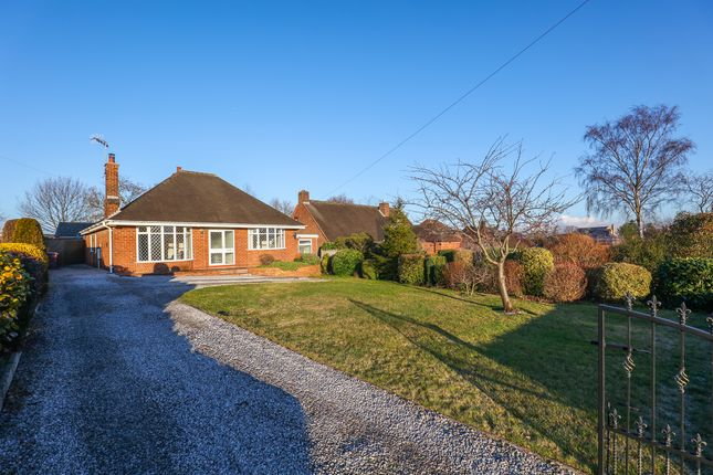 Thumbnail Detached bungalow for sale in Main Road, Cutthorpe, Chesterfield
