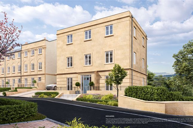 Thumbnail Flat for sale in Apartment 1, Cramond Buildings, Holburne Park, Bath