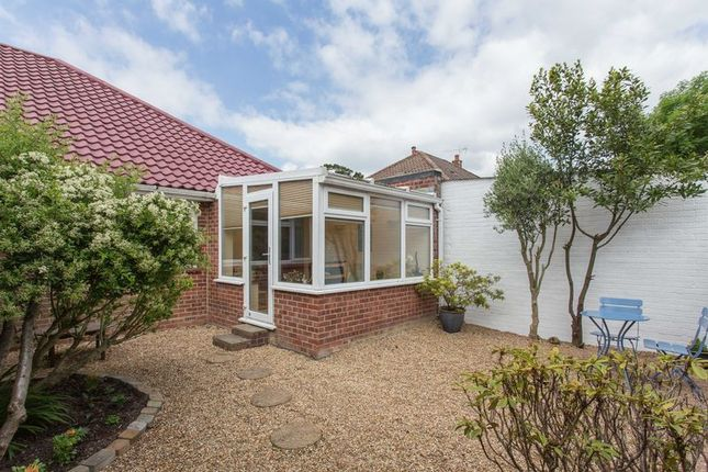 Thumbnail Semi-detached bungalow for sale in Wraysbury Park Drive, Emsworth