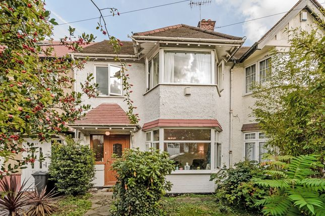 Thumbnail Terraced house for sale in York Road, London, London