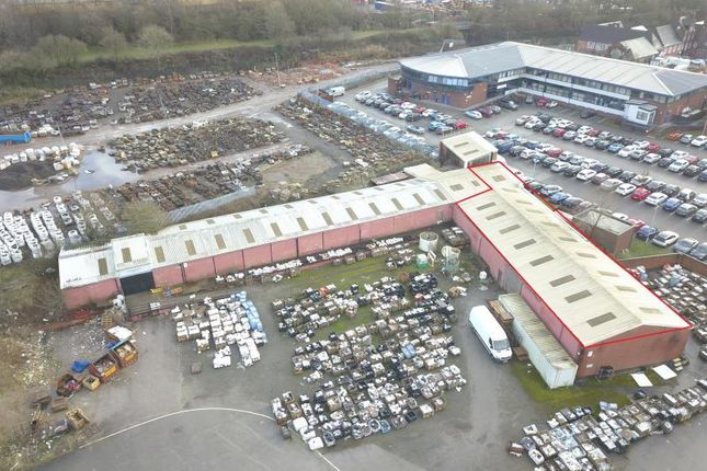 Thumbnail Industrial to let in Dudson Business Park, Unit 3 & 4, Nile Street, Stoke-On-Trent