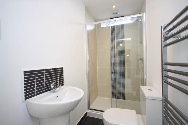 Shower Room of Back Lane, Horsforth, Leeds LS18