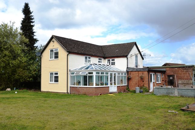 Thumbnail Detached house for sale in Bolas Road, Ercall Heath, Telford