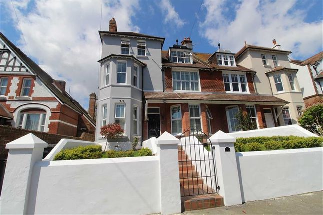 Thumbnail Semi-detached house for sale in St Matthews Gardens, St Leonards-On-Sea, East Sussex