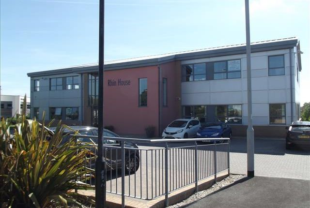 Thumbnail Office for sale in Rhin House, William Prance Road, Plymouth