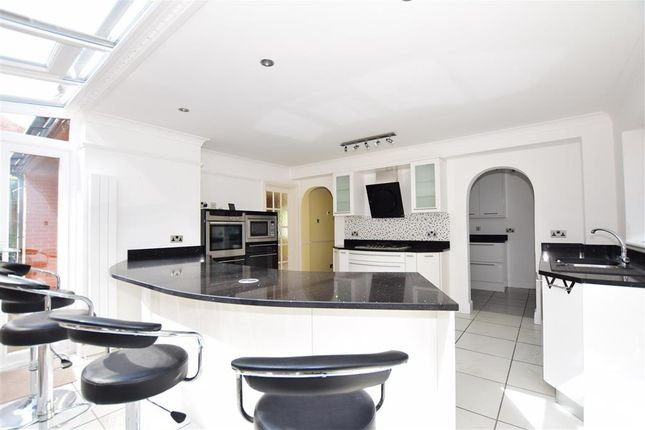 Thumbnail Detached house for sale in Derringstone Downs, Barham, Canterbury, Kent