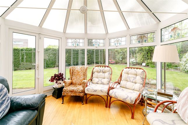 Garden Room of Chessingham Gardens, York YO24