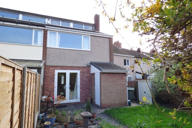 Compton Road Coventry Cv6 3 Bedroom End Terrace House