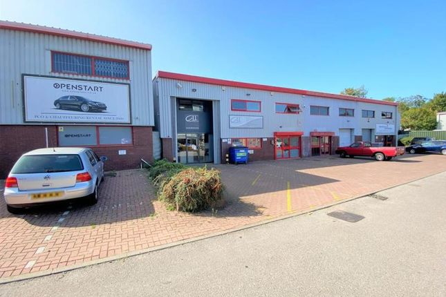 Thumbnail Warehouse for sale in Unit 9, The Metro Centre, St Johns Road, Isleworth