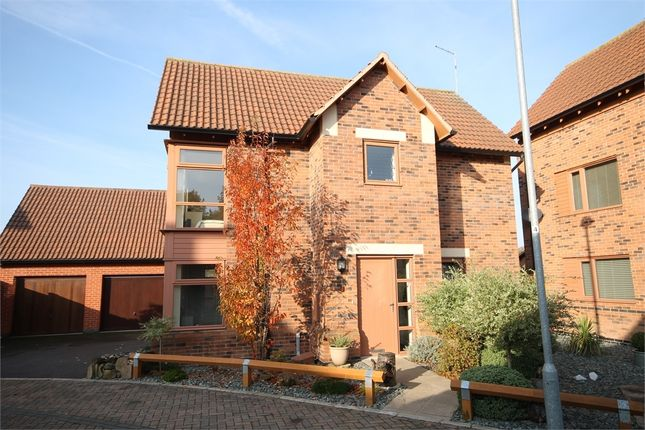 Detached house for sale in Lavender Close, Ollerton