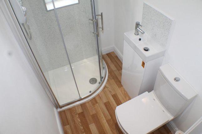 Bathroom of Gerry Ruffles Square, Stafford, London, London E15