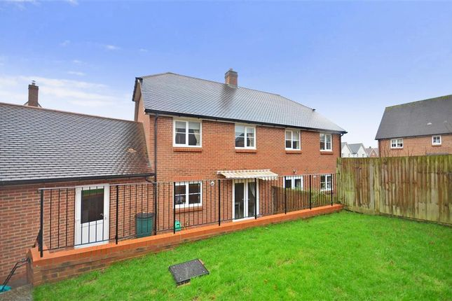 3 bed semi-detached house for sale in Stumblewood Close, Uckfield, East Sussex