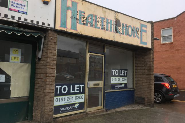 Thumbnail Retail premises to let in Woodhorn Road, Ashington