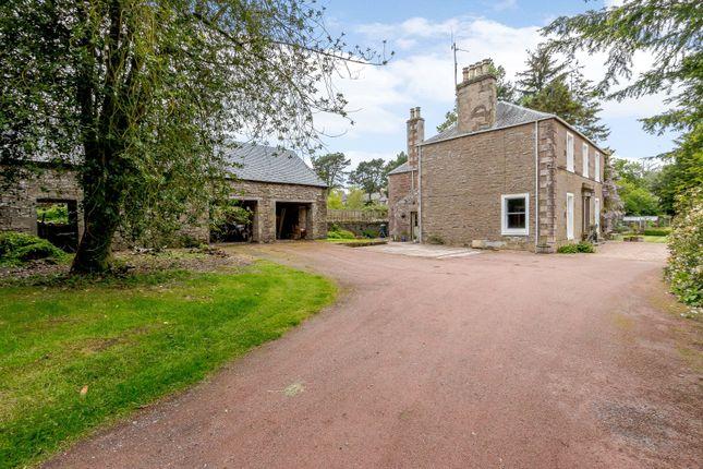 Barn/Garage of Linden Park, Auchterarder, Perthshire PH3