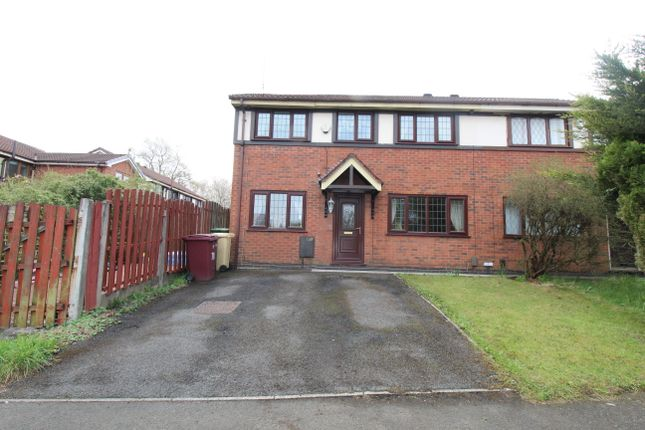 Thumbnail Semi-detached house for sale in Headingley Way, Bolton