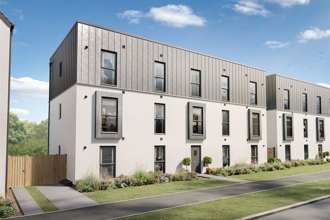 "1 bedroom triplex for sale in ""The Studio One Bed Apartment"" at Llantrisant Road, Capel Llanilltern, Cardiff"