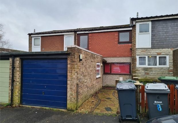 Thumbnail Terraced house for sale in Fulmer Walk, Waterlooville, Portsmouth
