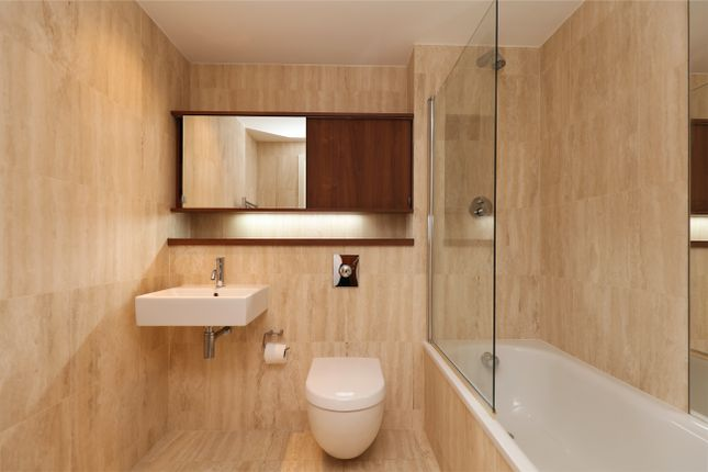 Bathroom of 22nd Floor, City Lofts, 7 St Pauls Square S1