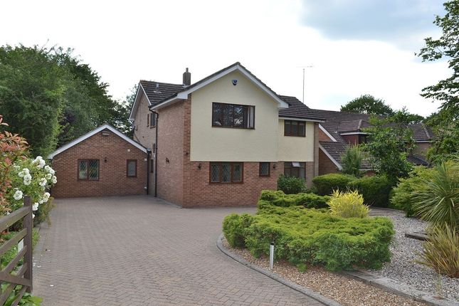 Thumbnail Detached house for sale in Rye Hill Road, Harlow