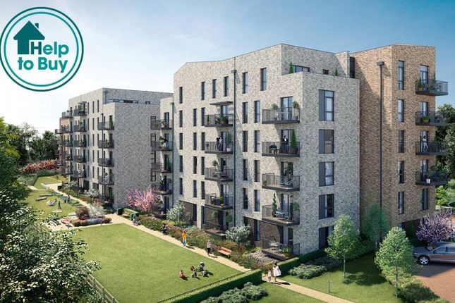 Thumbnail Flat for sale in Watford Riverwell, Thomas Sawyer Way, Watford, Hertfordshire