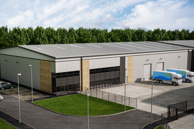 Thumbnail Light industrial to let in Unit 201 Mere Grange, Leaside, St. Helens, Merseyside