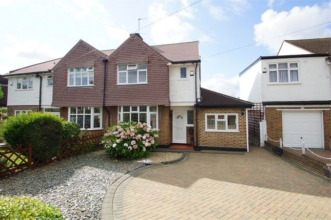 Thumbnail Semi-detached house for sale in Packmores Road, London
