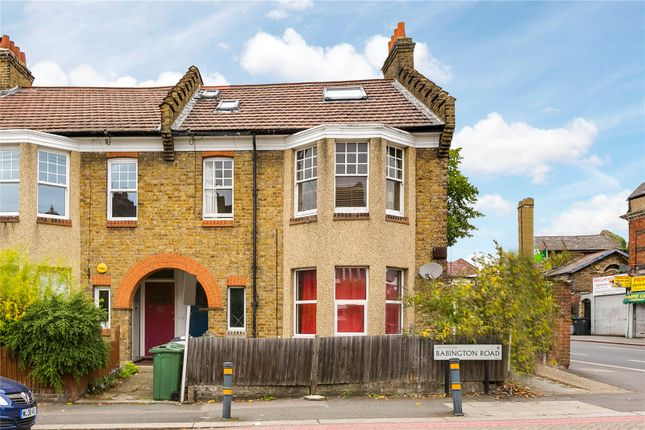 Thumbnail Maisonette for sale in Babington Road, London