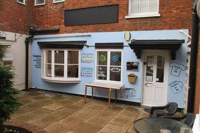 Retail premises to let in 5 Clair Court, Lime Street, Bedford