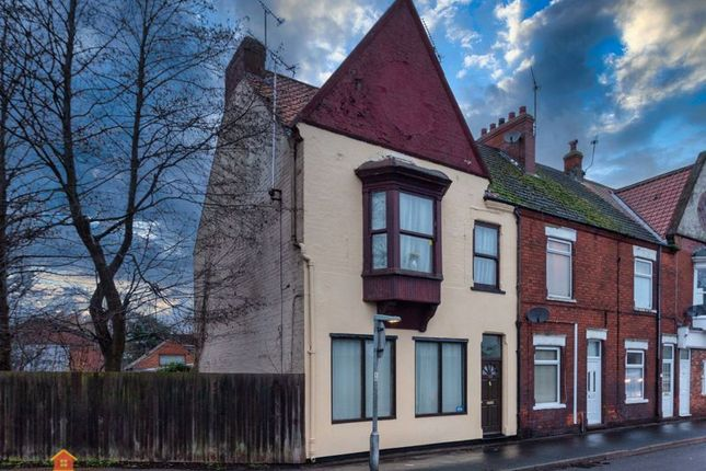 Thumbnail Terraced house for sale in Fleetgate, Barton-Upon-Humber