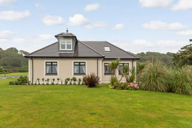 Thumbnail Bungalow for sale in Glenfoot Estate, Ardrossan, North Ayrshire