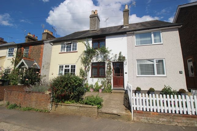 Thumbnail Terraced house for sale in Priory Road, Reigate