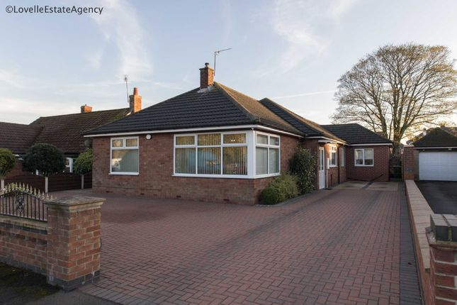 Thumbnail Bungalow for sale in Kingsway, Scunthorpe, North Lincolnshire