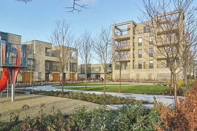 Thumbnail Flat for sale in The Gardella Apartments At Great Kneighton, Long Road, Cambridge