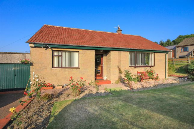Thumbnail Detached bungalow for sale in Weensgate Drive, Hawick