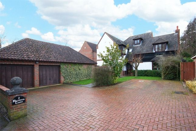 Thumbnail Detached house for sale in Holyrood Court, Dallington, Northampton