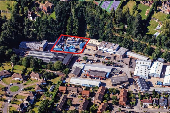 Thumbnail Industrial for sale in Albert Road North, Reigate