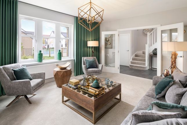"""Thumbnail Detached house for sale in """"Kennedy"""" at Browncarrick Drive, Ayr"""