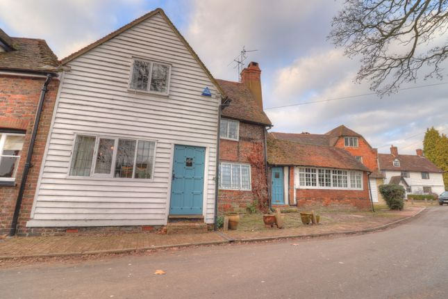 Thumbnail Detached house for sale in High Street, Cowden, Edenbridge