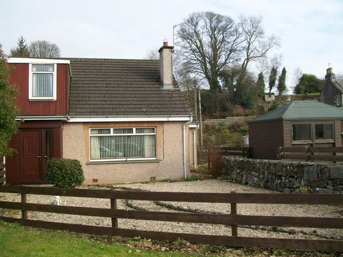 Thumbnail Semi-detached house for sale in Old Edinburgh Road, Minnigaff, Newton Stewart, Wigtownshire