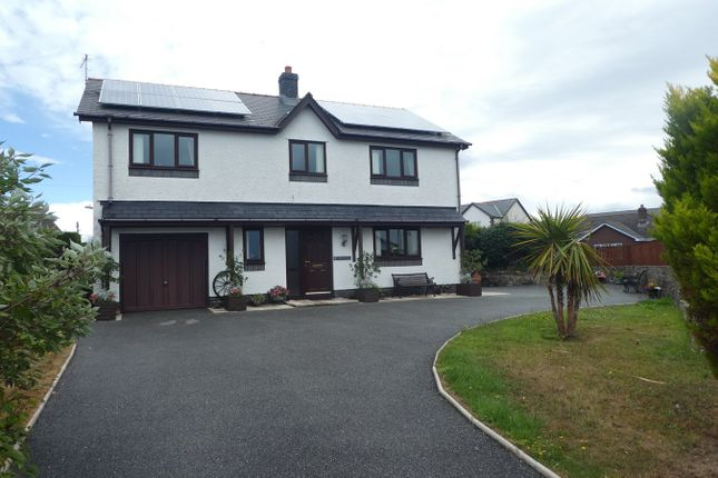 Thumbnail Detached house for sale in 6 Maes Iwan, Ffosyffin, Aberaeron