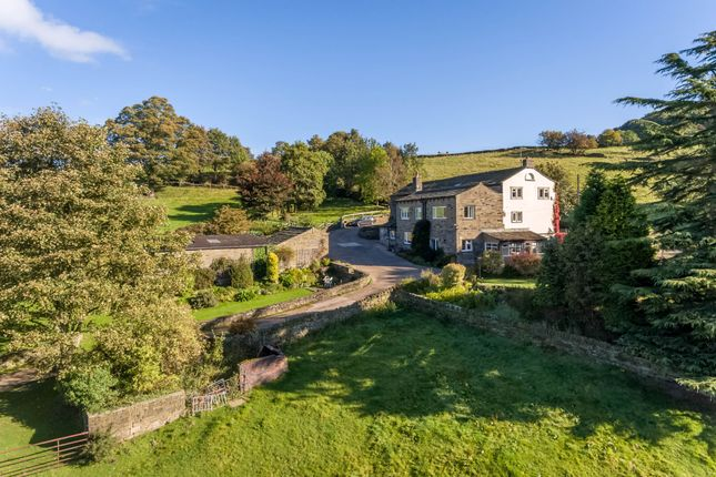 Thumbnail Detached house for sale in Staley Royd Lane, Jackson Bridge, Holmfirth