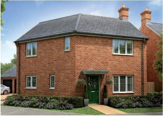 3 bed semi-detached house for sale in Bourne Green, Falcon Way, Bourne
