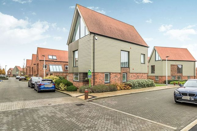 Thumbnail Detached house for sale in Elliotts Way, Chatham
