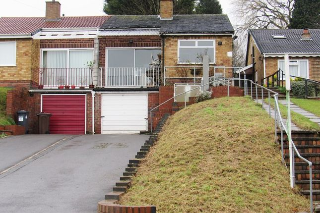 Thumbnail Semi-detached bungalow for sale in Walford Drive, Solihull